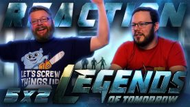 Legends of Tomorrow 5×2 Reaction
