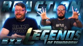 Legends of Tomorrow 5×3 Reaction