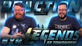 Legends of Tomorrow 5×4 Reaction