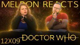 Melron Reacts: Doctor Who 12×9