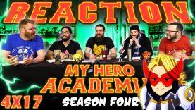 My Hero Academia 4×17 Reaction