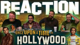 Once Upon A Time In Hollywood Reaction EARLY ACCESS
