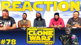 Star Wars: The Clone Wars 78 Reaction EARLY ACCESS