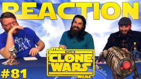 Star Wars: The Clone Wars 81 Reaction EARLY ACCESS