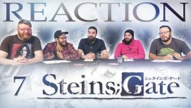 Steins Gate 07 Reaction EARLY ACCESS