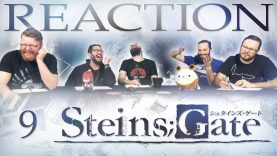 Steins Gate 09 Reaction EARLY ACCESS