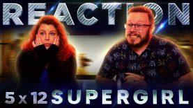 Supergirl 5×12 Reaction