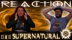 Supernatural 15×11 Reaction