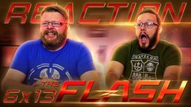 The Flash 5×13 Reaction