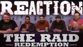 The Raid: Redemption Movie Reaction