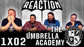 The Umbrella Academy 1×2 Reaction EARLY ACCESS