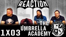 The Umbrella Academy 1×3 Reaction EARLY ACCESS