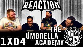 The Umbrella Academy 1×4 Reaction EARLY ACCESS