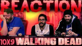 The Walking Dead 10×9 Reaction
