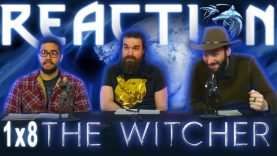 The Witcher 1×8 Reaction EARLY ACCESS