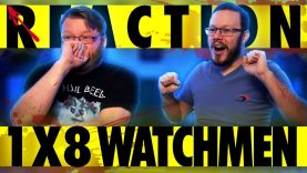 Watchmen 1×8 Reaction EARLY ACCESS