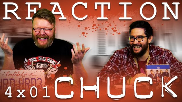 Chuck 4×01 Thumbnail