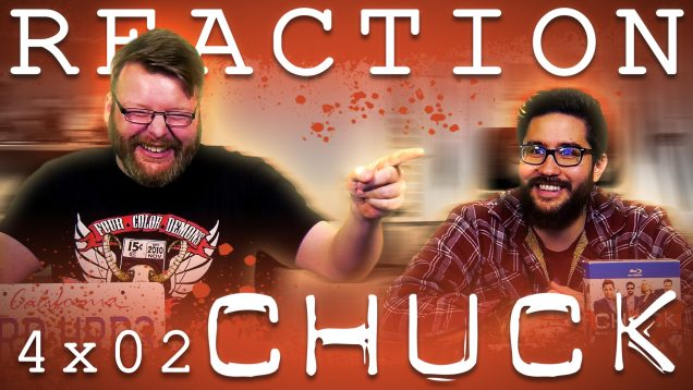 Chuck 4×02 Thumbnail