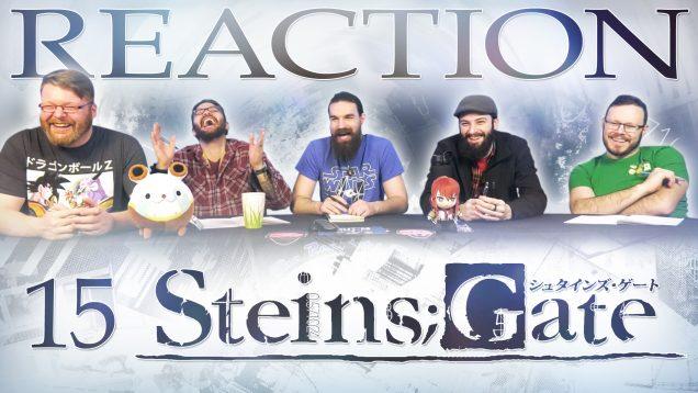 Steins Gate 15