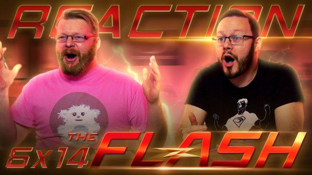The Flash 6×14 Reaction Thumbnail