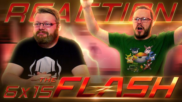 The Flash 6×15 Reaction Thumbnail