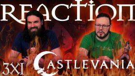 Castlevania 3×1 Reaction