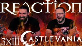 Castlevania 3×3 Reaction EARLY ACCESS