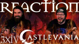 Castlevania 3×4 Reaction EARLY ACCESS