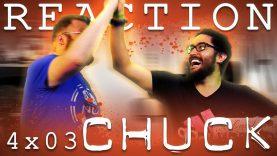 Chuck 4×3 Reaction EARLY ACCESS