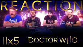 Doctor Who 11×5 Reaction EARLY ACCESS