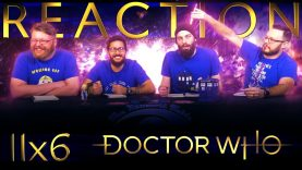 Doctor Who 11×6 Reaction EARLY ACCESS