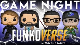 Funkoverse Game Night EARLY ACCESS