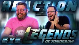Legends of Tomorrow 5×6 Reaction