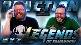 Legends of Tomorrow 5×7 Reaction