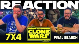 Star Wars: The Clone Wars 4×7 Reaction