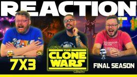 Star Wars: The Clone Wars 7×3 Reaction