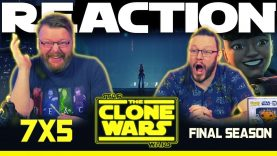 Star Wars: The Clone Wars 7×5 Reaction