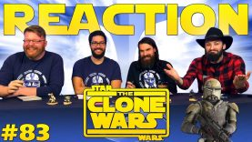 Star Wars: The Clone Wars 83 Reaction EARLY ACCESS