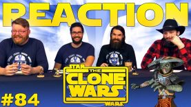 Star Wars: The Clone Wars 84 Reaction EARLY ACCESS