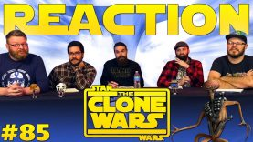 Star Wars: The Clone Wars 85 Reaction EARLY ACCESS