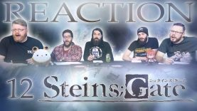Steins Gate 12 Reaction EARLY ACCESS