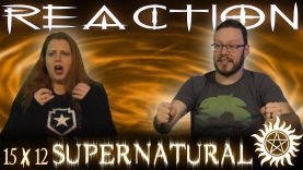 Supernatural 15×12 Reaction