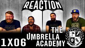 The Umbrella Academy 1×6 Reaction EARLY ACCESS