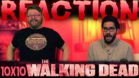 The Walking Dead 10×10 Reaction