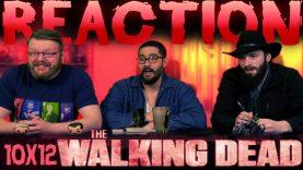 The Walking Dead 10×12 Reaction