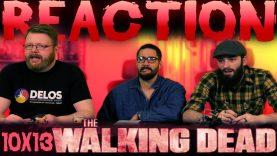 The Walking Dead 10×13 Reaction