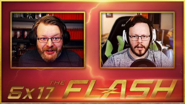 The Flash 6×17 Reaction Thumbnail