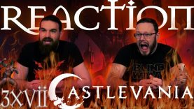 Castlevania 3×7 Reaction EARLY ACCESS
