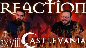 Castlevania 3×8 Reaction EARLY ACCESS