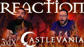Castlevania 3×9 Reaction EARLY ACCESS